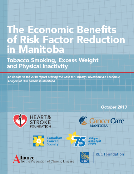 risk factor reduction in Manitoba