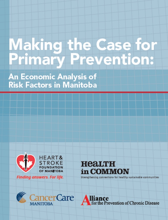 cover unhealthy lifestyles Manitoba